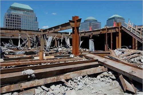 Phá dỡ công trình Huyện Nhà Bè